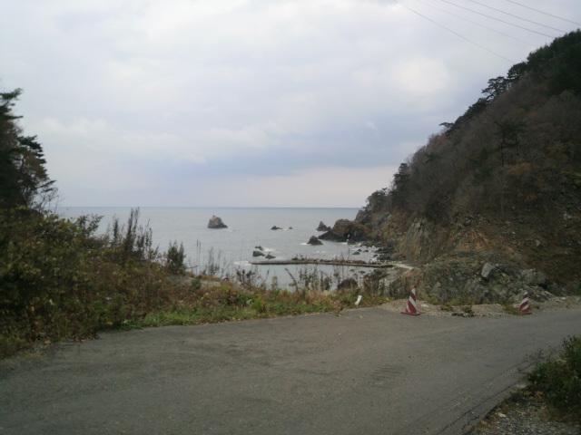 37mの津波観測点
